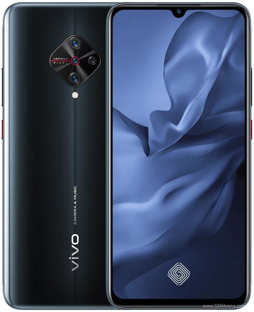 Vivo S1 Pro (8GB, 128GB,Mystic Black) With Official Warranty