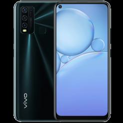 Vivo Y30 (4G 4GB 128GB Emerald Black) With Official Warranty