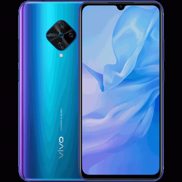 Vivo Y51 (4G 4GB 128GB Jazzy Blue) With Official Warranty