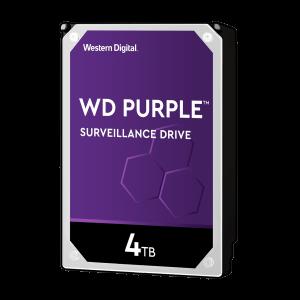 "Western Digital 4TB 3.5"" SATA Purple-in-Pakistan"