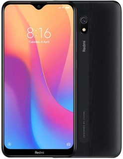 Xiaomi Redmi 8A (4G,2GB RAM,32GB ROM, Black) With Official Warranty