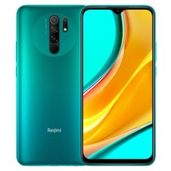 Xiaomi Redmi 9 (4G 3GB 32GB, OCEAN GREEN) With Official Warranty