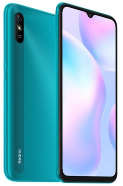 Xiaomi Redmi 9A (4G, 2GB 32GB, Ocean Green) With Official Warranty