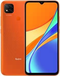 Xiaomi Redmi 9C (4G 2GB 32GB, Sunrise Orange) With Official Warranty