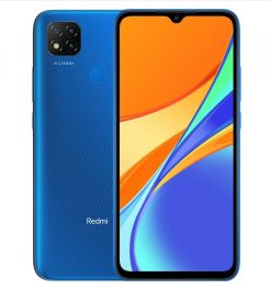 Xiaomi Redmi 9C (4G 3GB 64GB, Twilight Blue) With Official Warranty