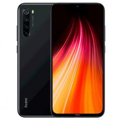 Xiaomi Redmi Note 8 (4G, 4GB RAM, 64GB ROM, Space Black) With 1 Year Official Warranty