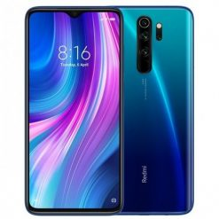 Xiaomi Redmi Note 8 Pro (4G, 6GB RAM, 128GB ROM, Blue) With Official Warranty