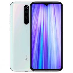 Xiaomi Redmi Note 8 Pro (4G, 6GB RAM, 128GB ROM, Pearl White) With 1 Year Official Warranty