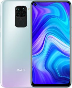 Xiaomi Redmi Note 9 Dual Sim (4G, 4GB 128GB Polar White) With Official Warranty