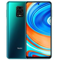 Xiaomi Redmi Note 9s Dual Sim (4G, 6GB, 128GB, Aurora Blue) With Official Waaranty