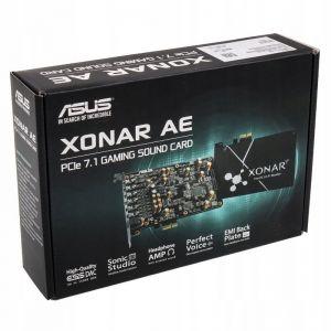 Xonar AE 7.1 Channel Gaming Sound Card-in-Pakistan