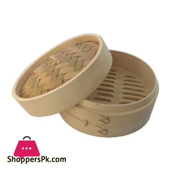 Bamboo Momo Steamer