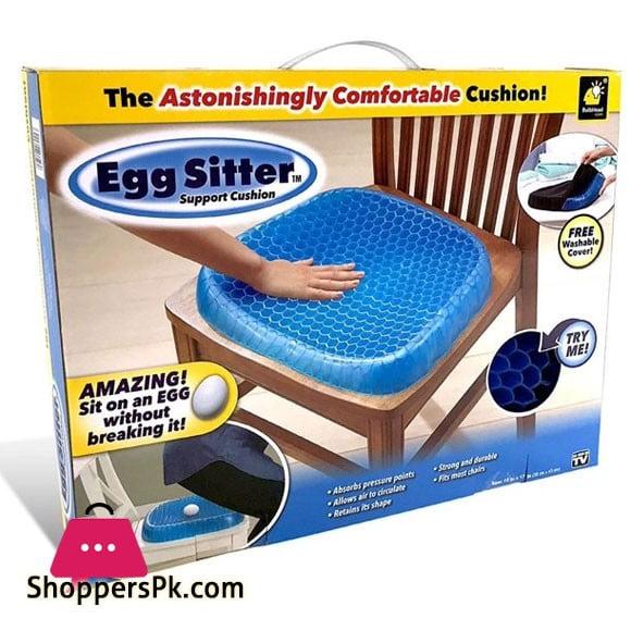 Egg Sitter Gel Support Seat Cushion