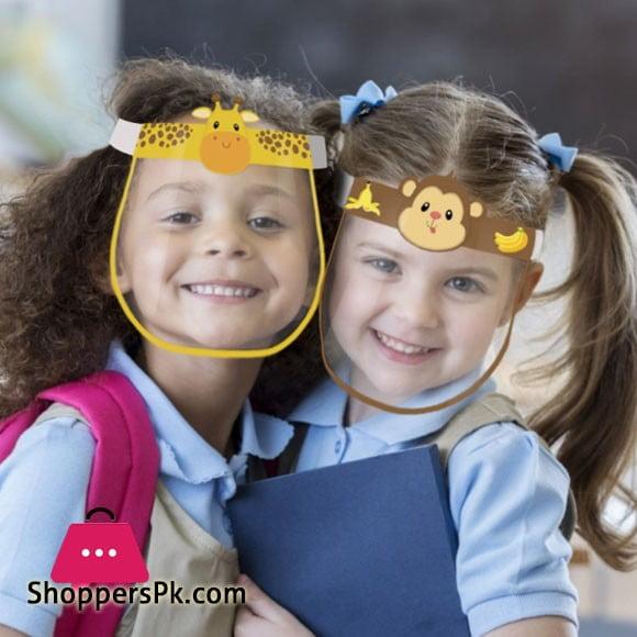 Face Shield Adjustable Face Shield Visors Face Shield for Kids - 1 Pcs