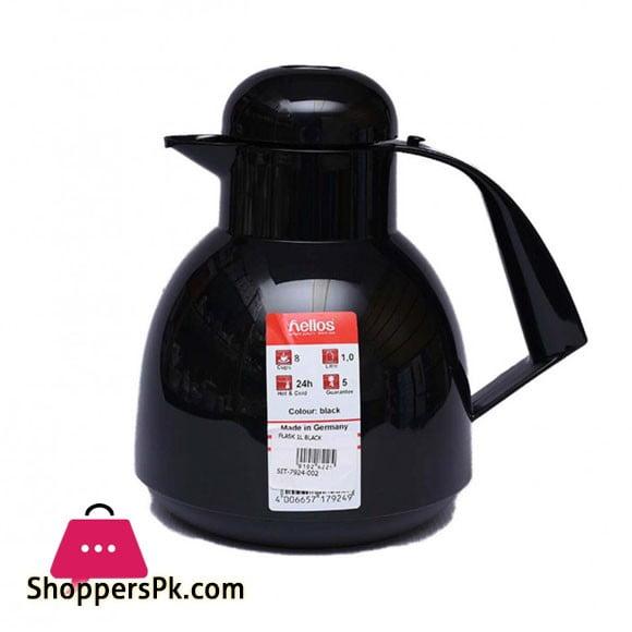 Helios Flask Black 1 Litre - SIT-7924-002