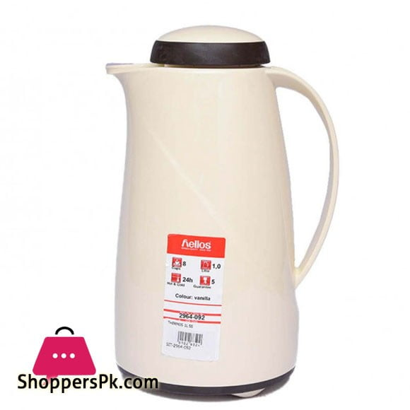 Helios Thermos Inside Stainless Steel 1 Litre - SIT-2964-092