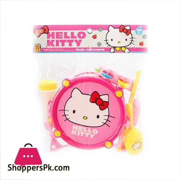 Hello Kitty Music Instrument - KT-740