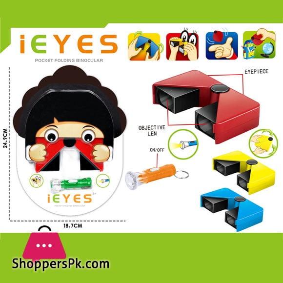 I Eyes Pocket Folding Binocular for Kids