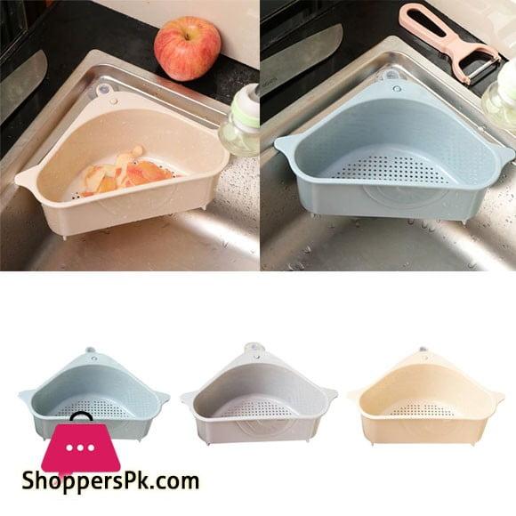 Kitchen Suction Cup Sink Drain Basket