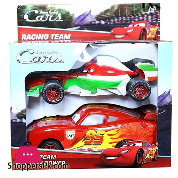McQueen Super Racing Friction Car