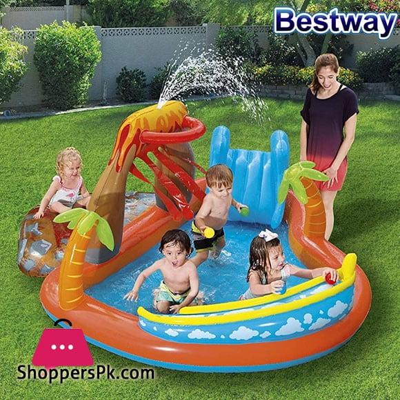 BESTWAY Lava Lagoon Play Center #53069