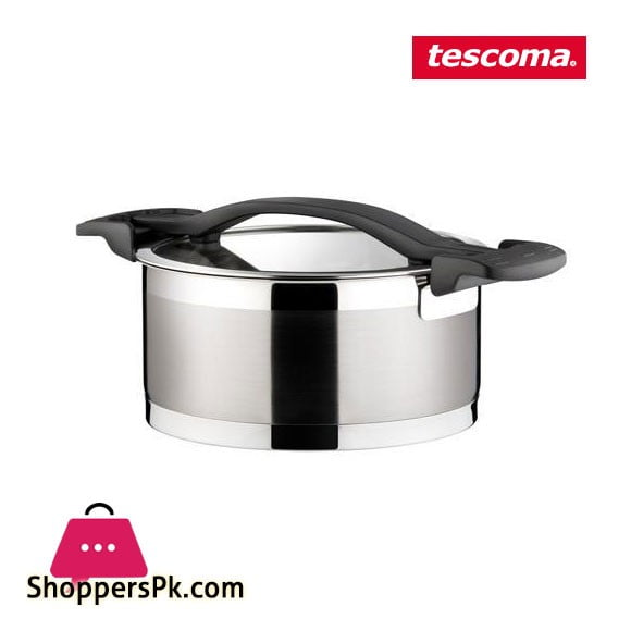 Tescoma Cooking Pot Casserole With Cover 5-Liter Ø 24 CM #780635