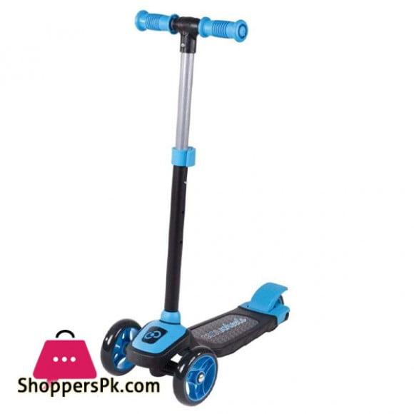 Cool Wheels Twist Scooter Bule