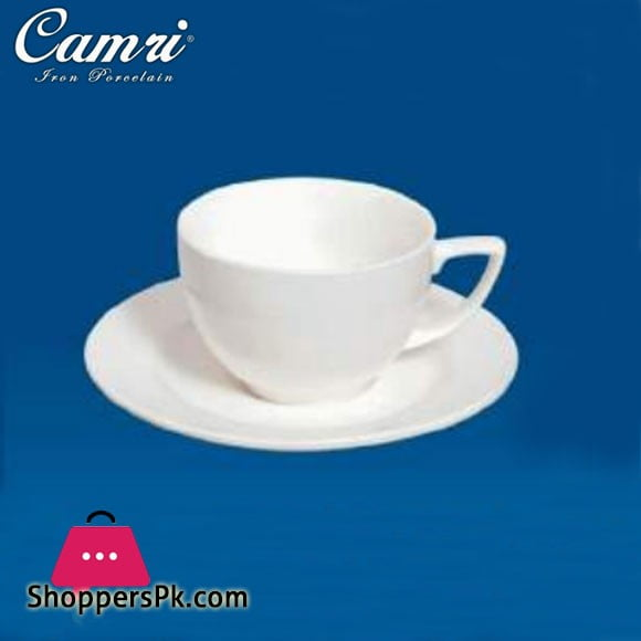 Camri Coffee Cup and Saucer 220 ML - 1 Pcs