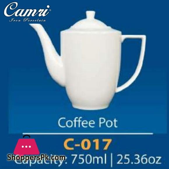 Camri Coffee Pot 750 ML