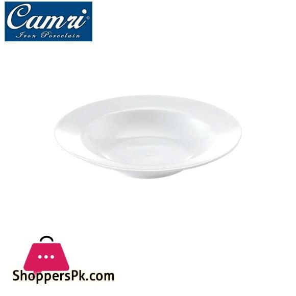 Camri Deep Plate Break Resist 8 inch - 1 Pcs