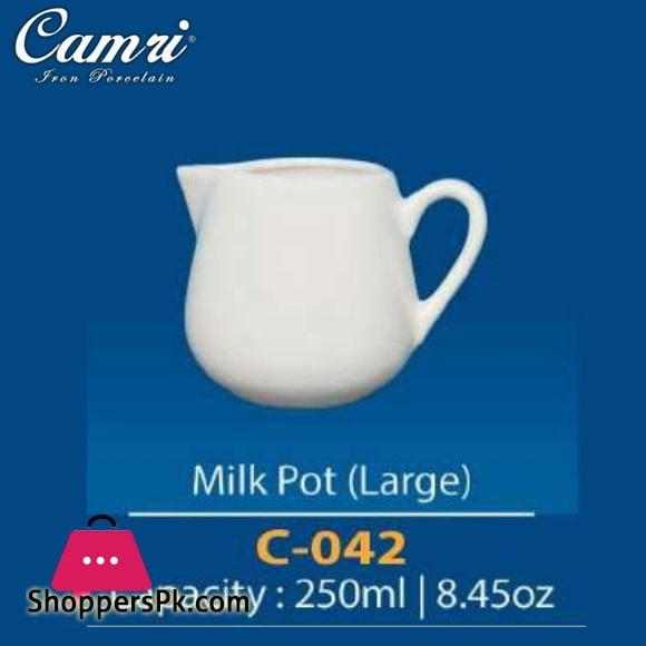 Camri Milk Pot 250 ML -1 Pcs
