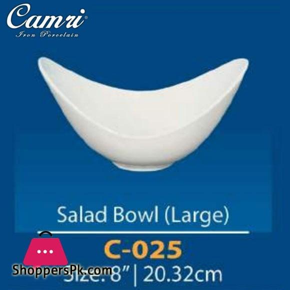 Camri Salad Bowl (large) 8 Inch -1 Pcs