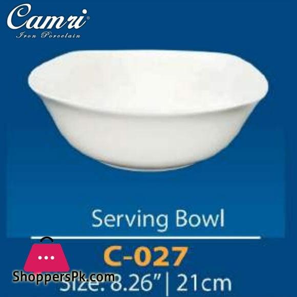 Camri Serving Bowl 8.26 Inch -1 Pcs