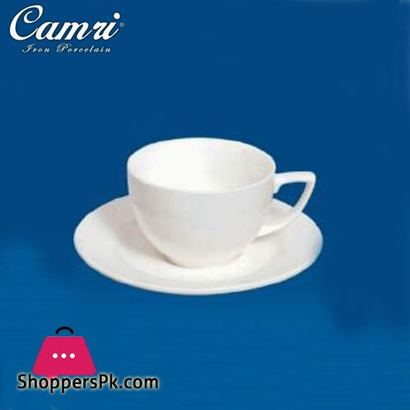 Camri Expresso Cup and Saucer 90 ML - 1 Pcs
