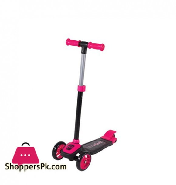Cool Wheels Twist Scooter Pink