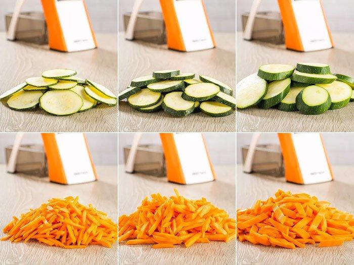 Dellmano Vegetable Multi-Slicer Machine