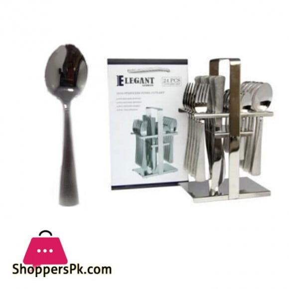 ELEGANT 24 Pcs Cutlery Set AA0002S