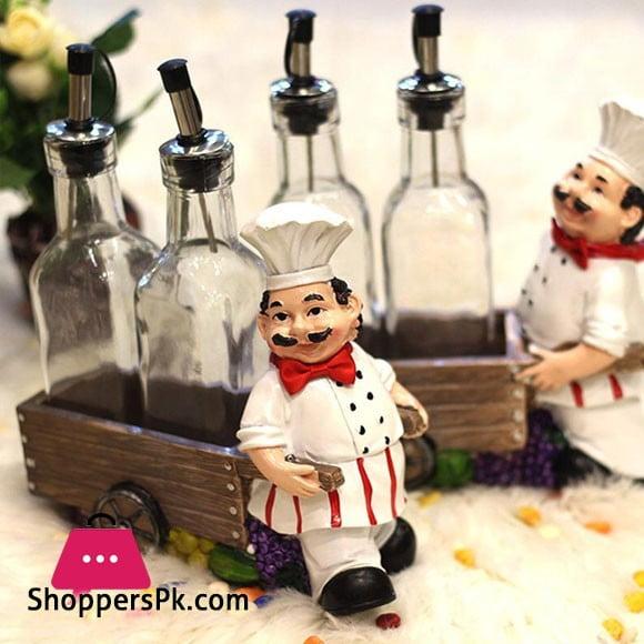 Fat Chef Oil Bottle Cart