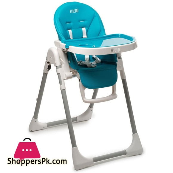 IVOLIA Multi Function Baby Chair Foldable Kids Tables and chairs High Baby Chair Q1