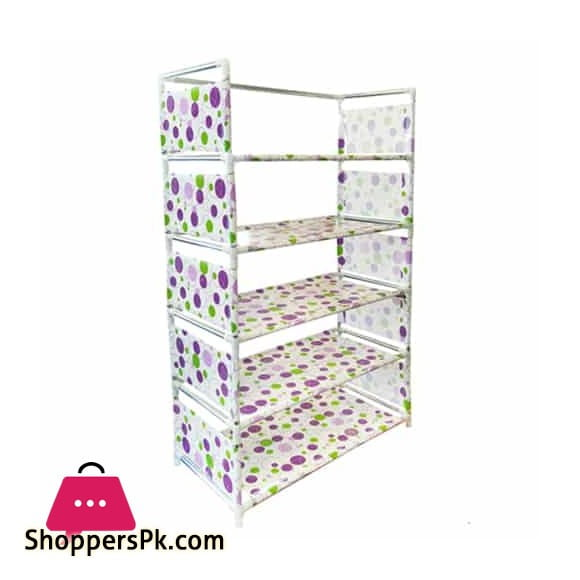 Meiyihan Boutique Shoe Rack 5 - Layer