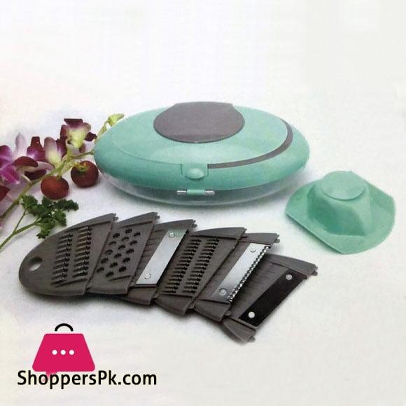 Multi-Functional Slicer and Grator