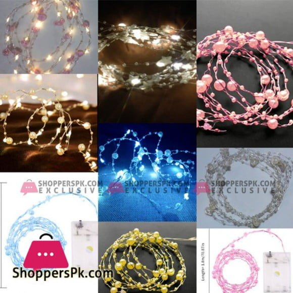 High Quality Pearls Fairy Light