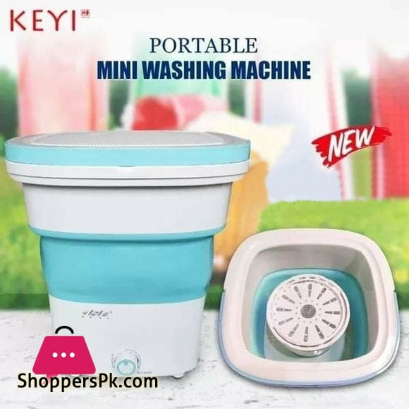 Portable Mini Washing Machine for Little Baby's Clothes