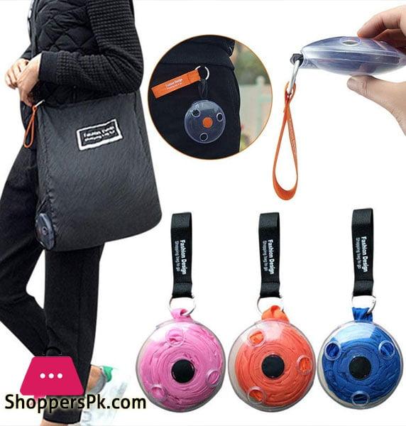 Reusable Shopping Bags Eco Shopper Disc Design