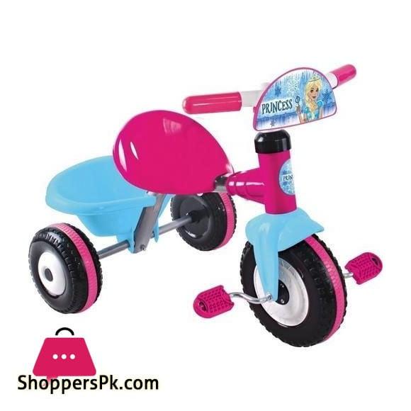 Cool Wheels Princess Tricycle