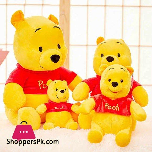 Winnie The Pooh Plush Soft Stuff Toy 22 - Inch