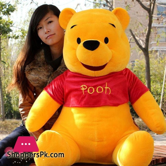 Winnie The Pooh Plush Soft Stuff Toy 9 - Inch