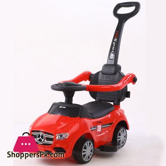 3 In 1 - Stroller/Walker Car/Riding Car (166)