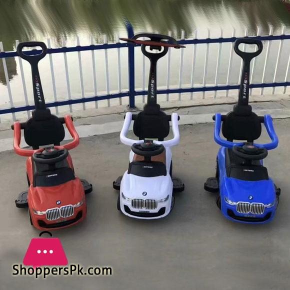 BMW 3 In 1 - Stroller/Walker Car/Riding Car (188)