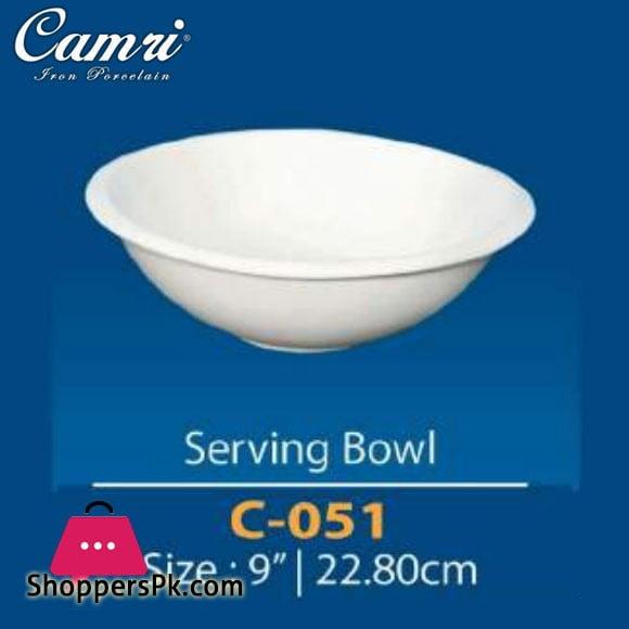 Camri Serving Bowl 9 Inch -1 Pcs
